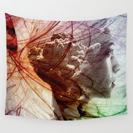 White Noise II Wall Tapestry