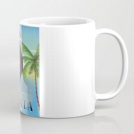 Bermuda Travel poster Coffee Mug