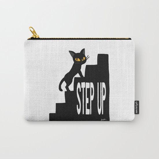 STEP UP Carry-All Pouch
