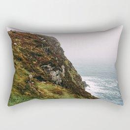 Irish Cliffs Rectangular Pillow