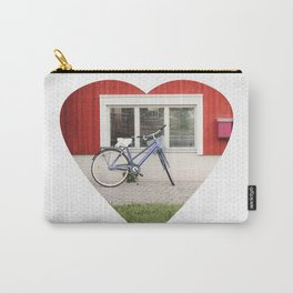 Blue City Bike Carry-All Pouch