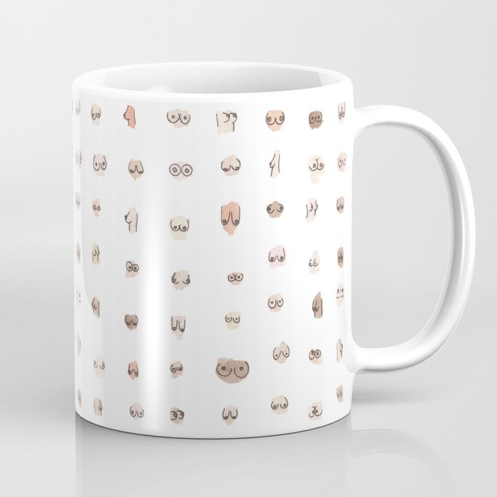 boobs Coffee Mug