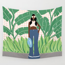 The Lovely Bambi Wall Tapestry