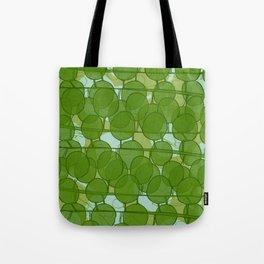 Pilea Tote Bag