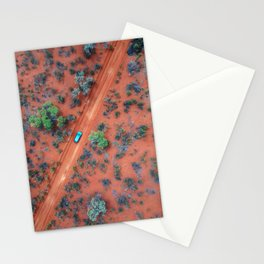 Terracotta Roads Stationery Cards