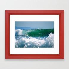 range of motion Framed Art Print
