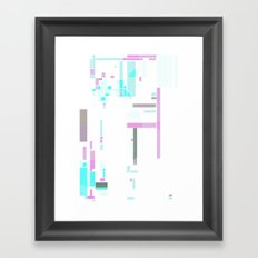 Summers Framed Art Print