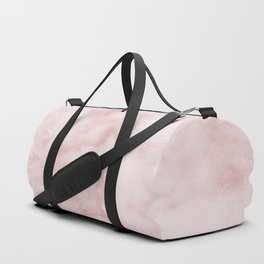 Sivec Rosa - cloudy pastel marble Duffle Bag