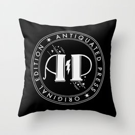 AP CHOP DARK Throw Pillow