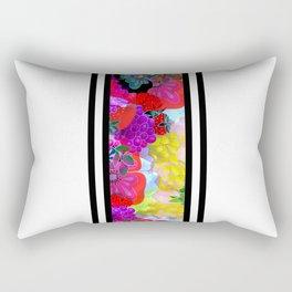 Fruitful Crowning Rectangular Pillow