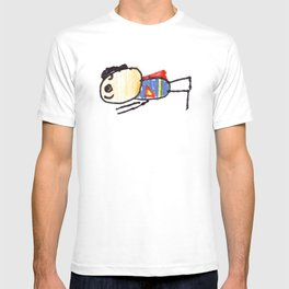 Silas Rocket Superhero 4 T-shirt