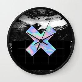 HALF BELIEVING Wall Clock