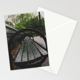 Central Circle Stationery Cards