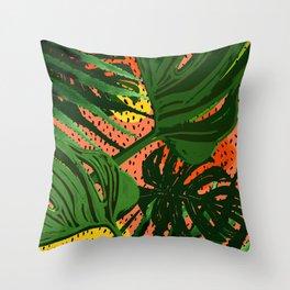 Jungle Dreamer Throw Pillow