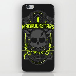 Mad is Dead iPhone Skin