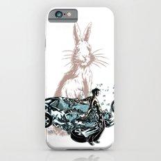Rabbit In Your Headlights Slim Case iPhone 6s
