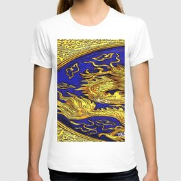 the beauty of the lucky dragon T-shirt