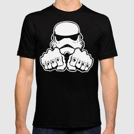Dark Side Knuckle T-shirt