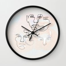 And they are all a story to be told Wall Clock