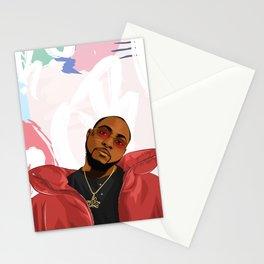 DAVIDO Stationery Cards