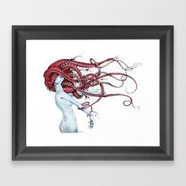 Septoid Framed Art Print
