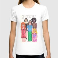 spice girls T-shirts featuring The Spice Girls by Angela Dalinger