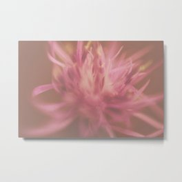 Adagio | The Ballerina Flower Metal Print