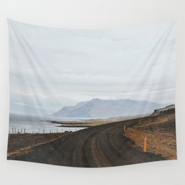Backroads of Iceland Wall Tapestry