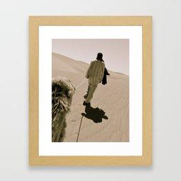 A Peaceful Journey Framed Art Print