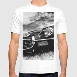 E-Type Jaguar Classic Motor Car T-shirt