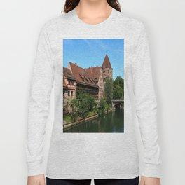 At The Pregnitz - Nuremberg Long Sleeve T-shirt