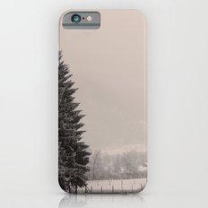 Winter Landscape Slim Case iPhone 6s