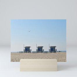 Venice Beach Views Mini Art Print