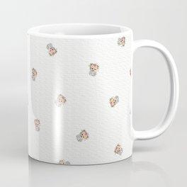 Baby Cheetah with Flower Crown Coffee Mug