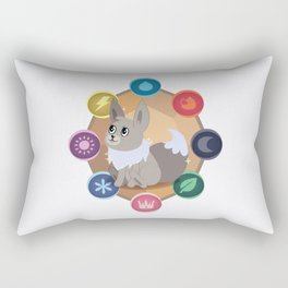 Evolution Possibilities  Rectangular Pillow