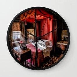 Mansion Bedroom Wall Clock