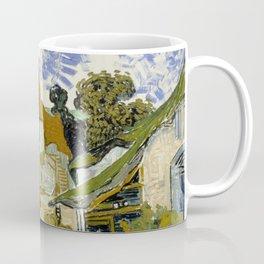 "Vincent van Gogh ""Street in Auvers-sur-Oise"" Coffee Mug"