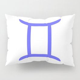 zodiac- gemini Pillow Sham