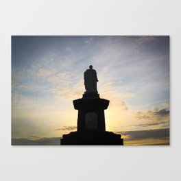 Stand tall Canvas Print