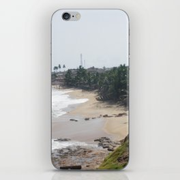 Untouched African Sands iPhone Skin