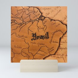 Brazil Expedition Mini Art Print