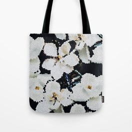 Magnolia Midnight Tote Bag