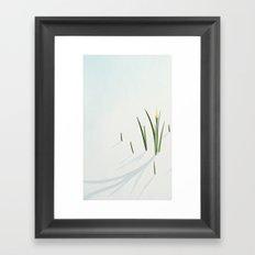 Flower Of Spring 8 Framed Art Print