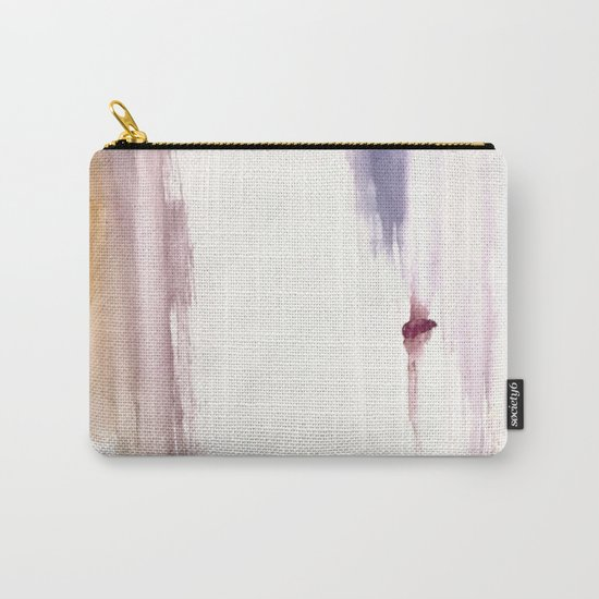 Sugar and Spice [2]: a minimal, pretty abstract piece in pinks, purple, mauve, and tan by blushingbrushstudio