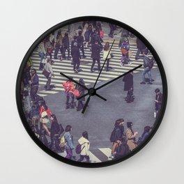 WILD JAPAN 01 Wall Clock