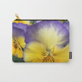 Ya Pansy Carry-All Pouch