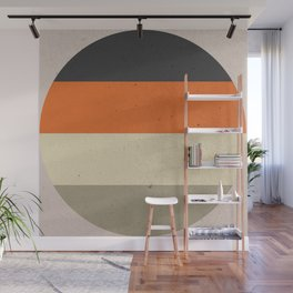 COLOR PATTERN III - TEXTURE Wall Mural