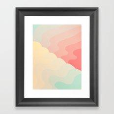 Ebb & Flow Framed Art Print
