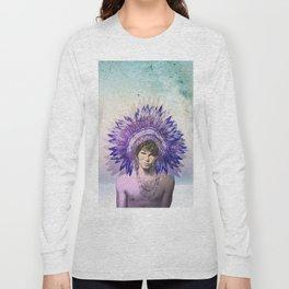 Let's swim to the moon - Mr. Mojo Risin Long Sleeve T-shirt