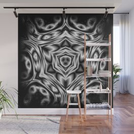 Antimatter Seal Abstract Wall Mural